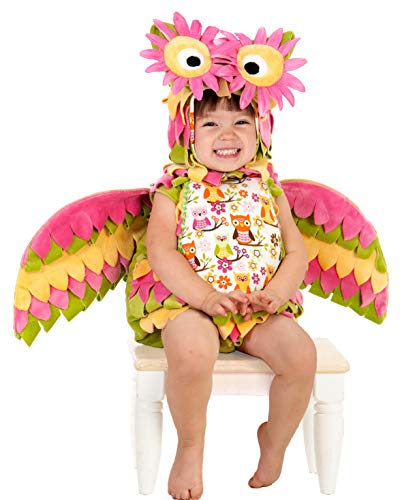 Princess Paradise Baby Hootie The Owl, Multi, 6 to 12 Months
