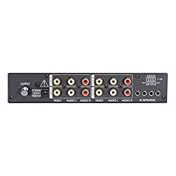 Channel Plus 5525 Dual Channel Modulator With Ir
