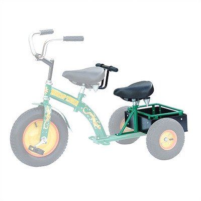 Morgan Cycle PickUp CrewCab Trike Kit