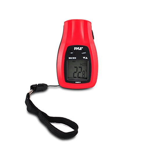 PYLE Meters PMIR15 Mini Infrared Thermometer with Laser Pointer by Pyle (Image #1)