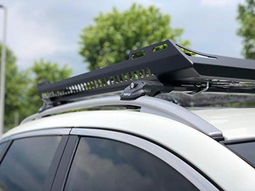 M-WAY Aero Fit Roof Rack Space Bars for VOLKSWAGEN Passat B6 4 Door 05/>10