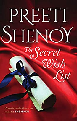 All Preeti Shenoy Books List : The Secret Wish List