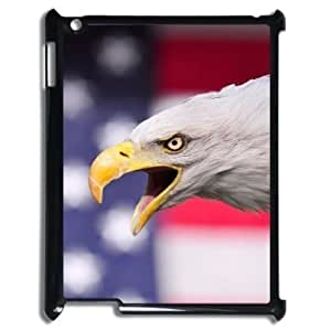 JMX Case Brand New Phone Case for iPad2,3,4 with diy Eagle