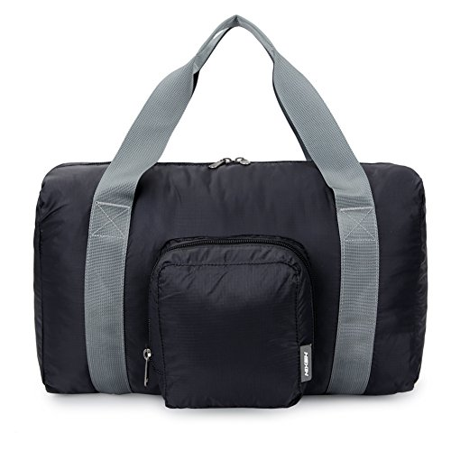 HEXIN Men's Overnight Bag 15L Luggage Bag For Travel,Gym,Sports