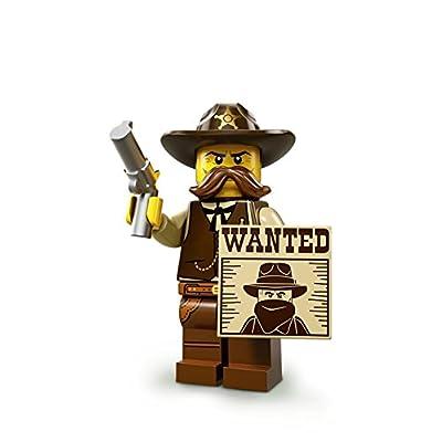 LEGO Minifigures Series 13 Sheriff Construction Toy: Toys & Games
