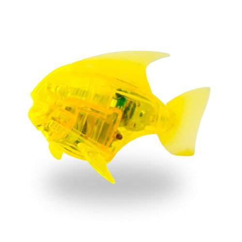 - Yellow Angelfish: HEXBUG Aquabot 2.0 Single Pack