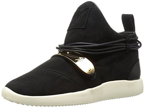 Giuseppe Zanotti Women's Rw70072 Fashion Sneaker, Nero, for sale  Delivered anywhere in USA