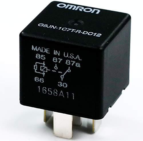 PONENTS G8JN-1C7T-R-DC12 AUTOMOTIVE RELAY, SPDT, 12VDC, 35A (1 piece) ()