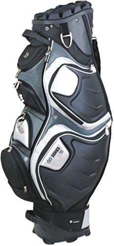 Bennington Quiet Organizer 12 Cart Bag Grey