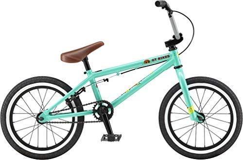 GT 2019 - Bicicleta BMX Completa (tamaño Mediano, 40,64 cm), Color ...