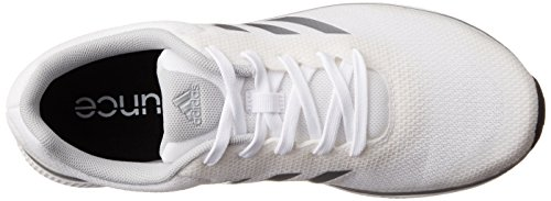 adidas Mana Bounce 2 M Aramis, Zapatillas de Running para Hombre Gris (Ftwr White/silver Met/clear Onix)