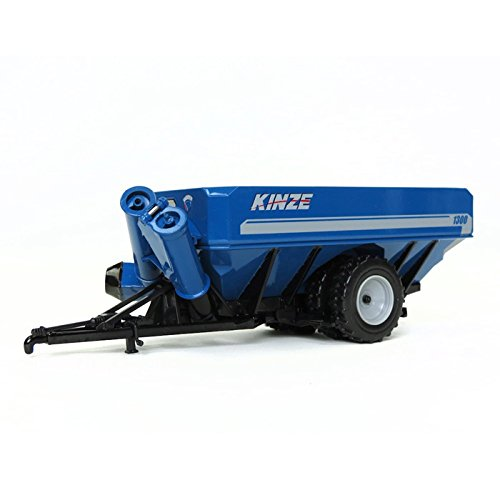 1/64th Kinze 1300 Row Crop Grain Cart with Duals for sale  Delivered anywhere in USA