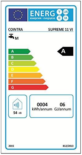 Cointra supreme plus - Calentador gas atmosferico supreme-11vi plus-n clase de eficiencia energetica a\: Amazon.es: Bricolaje y herramientas