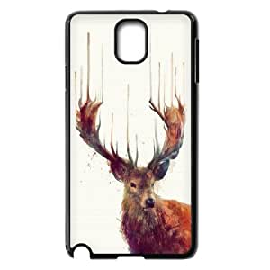 Deer High Quality Pattern Hard Case Cover for Samsung Galaxy Note 3 Case HSL477935