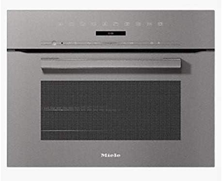 Miele H 7244 B GRGR - Horno multifunción (60 cm), color gris: Amazon.es: Grandes electrodomésticos