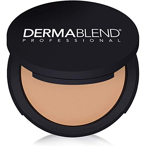 Dermablend Intense Powder High Coverage Foundation, 20C Almond, 0.48 Oz.