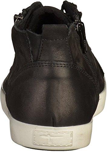 Tamaris 1-25205-28 femmes Baskets Noir