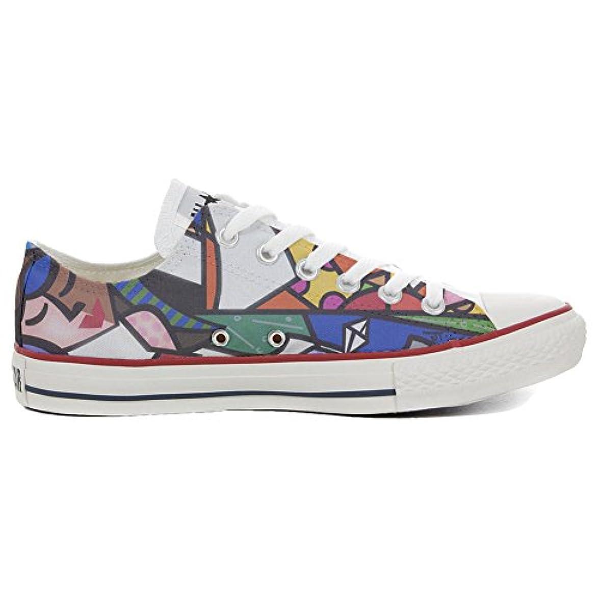 Converse Personalizzate All Star scarpe Artigianali Sneakers Unisex adulto Artistic