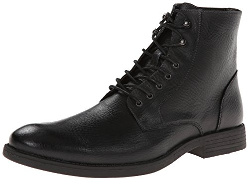 (RW by Robert Wayne  Men's Elbio Boot,Black,10.5 D US)