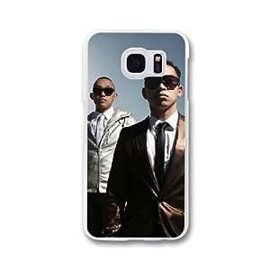 LMNT I5E5RC1V Caso funda Samsung Galaxy S7 Edge Caja blanco
