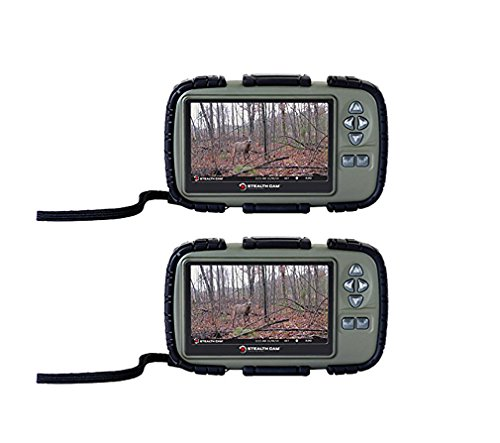 Stealth Cam SD Card Reader and Viewer with 4.3' LCD