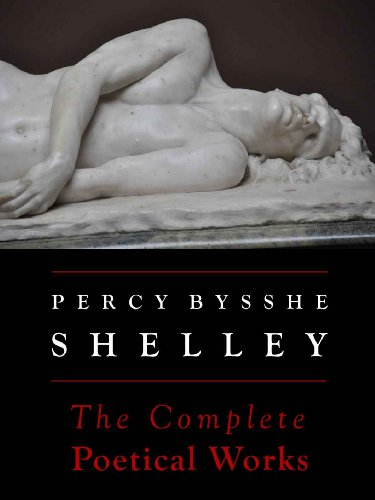 Shelley: The Complete Poetical Works (Annotated) (Oxford Edition)