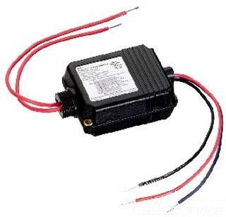 Hubbell AAR Add-A-Relay Power Pack for ATD ATP ATU Occupancy Sensor 24VDC, Black