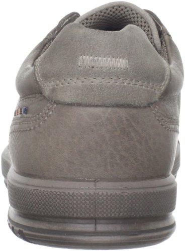 Ecco ECCO BRADLEY 534004 - Zapatos casual de cuero para hombre Marrón (Moon Rock/Moon Rock/ Leder 55294)