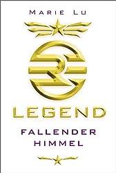 Legend 1 - Fallender Himmel (German Edition)