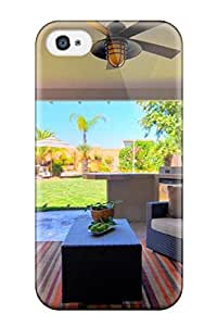 Iphone 4/4s Case Cover Skin : Premium High Quality Stylish Outdoor Living Room Case