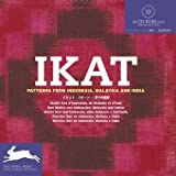 Ikat : Patterns from Indonesia, Malaysia and India (1Cédérom)