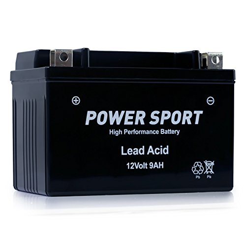 Agm Motorcycle Battery - 7