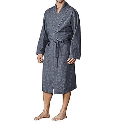Wholesale Polo Ralph Lauren Mens Oxford PJ Robe for cheap