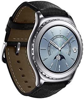 Samsung Gear S2 Classic Reloj Inteligente Platino SAMOLED 3 ...