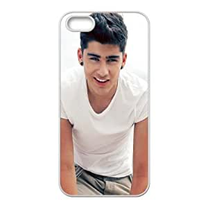 Aayn Malik iPhone 5 5s Cell Phone Case White E0583769