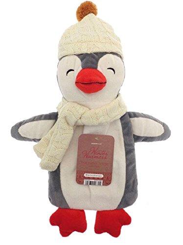 Winter wärmer für Kinder, 3D-Design: 1L Seasonal Wärmflasche Pinguin