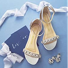 """711aaaf91 Amazon.com: Bridesmaid Shoes -""""Patent-Pending"""" - Style Liz in Gold ..."""