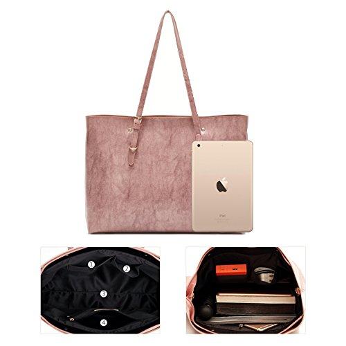 Handbag A L Donna Spalla Ali Pink Victory Borsa wnxFAfC