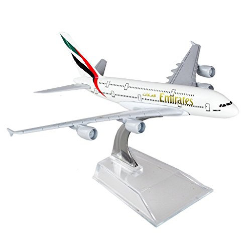 AIRBUS A 380 DIE CAST PLANE MODEL TOY/COLLECTION SCALE 1:400 - 2