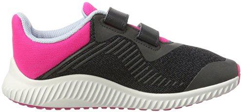 the latest 7e241 dd0d0 ... adidas Fortarun CF K, Chaussure de Sport Unisexe - enfant Gris  (DkgreyEasblu