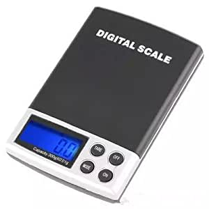 Generic 300g x 0.01g Mini Digital Jewelry Pocket GRAM Scale LCD
