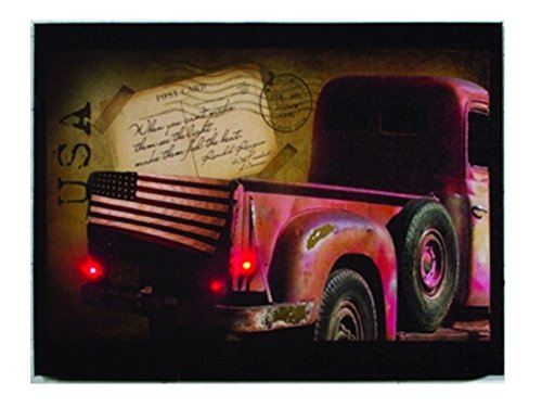 Ohio Wholesale Lighted Canvas 39991