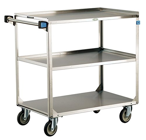 Lakeside 444 Heavy Duty Utility Cart, 3 Shelves 21