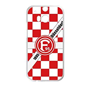 DASHUJUA Th eFortuna D¨¹sseldorf Logo Cell Phone Case for HTC One M8
