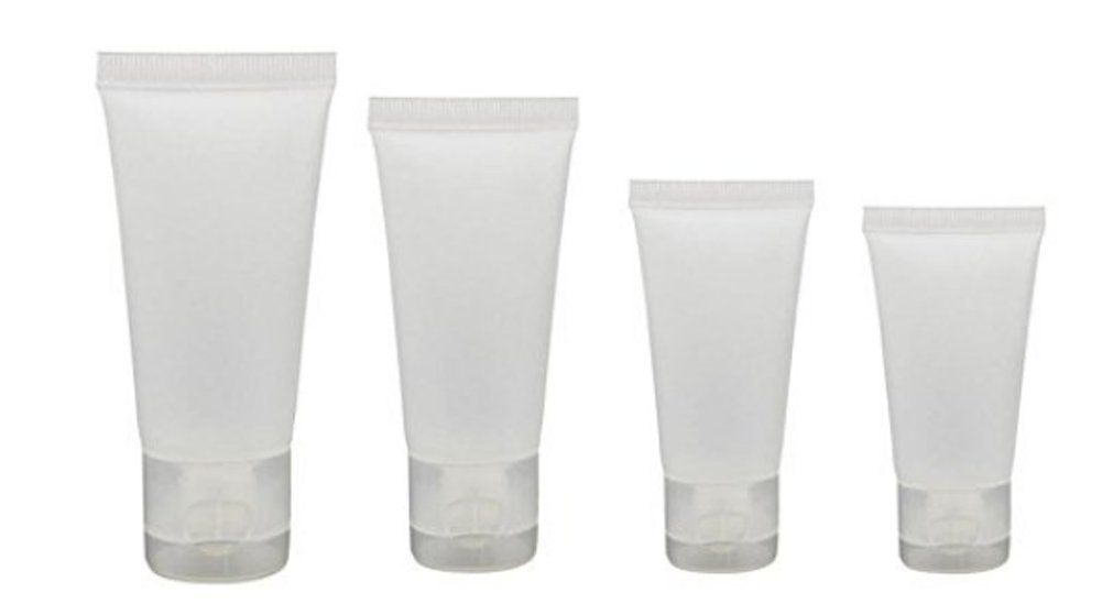 20d6c2a8ab05 Amazon.com : Packing Sample Container For Shampoo Cleanser Shower ...
