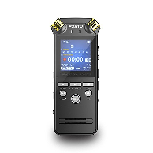 Recorder FOSTO Rechargeable Interview Conferences product image