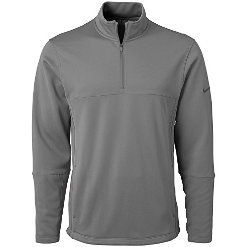 Nike Golf Men's Therma-FIT Cover Cool Grey/Anthracite, SM