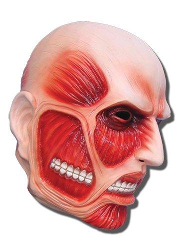 GE Animation Attack on Titan Colossal Titan Mask