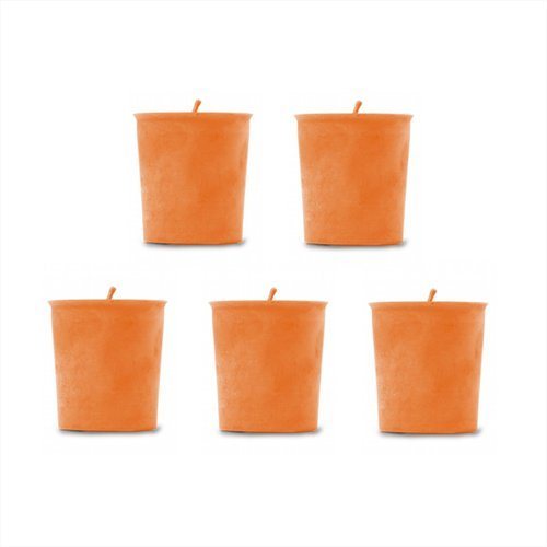 Frankincense & Myrrh Soy Candle - 5 Pack of Soy Votive Candles
