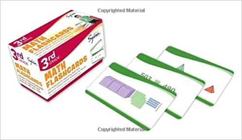 3rd Grade Math Flashcards: 240 Flashcards for Improving Math ...